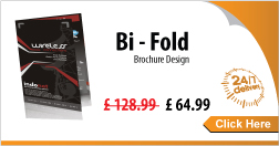 Click here to Bi-Fold Brochure Design