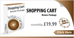 Click here to Shopping Cart Bronze Packages