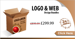 Click here to Bundle Logo & Wesbite Design Package